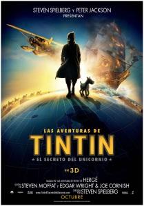 Las aventuras de Tintin: El secreto del unicornio